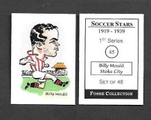Stoke City Billy Mould 45 (FC)